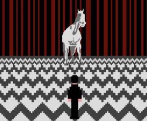 Black Lodge - Cavallo Bianco