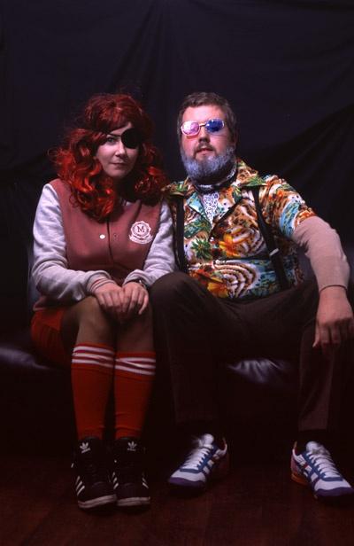 Nadine e il Dr. Jacobi