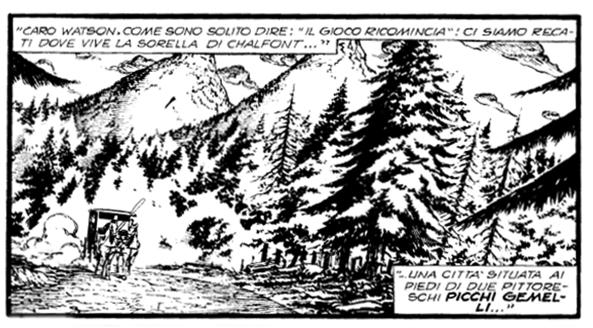 Ingresso a Twin Peaks