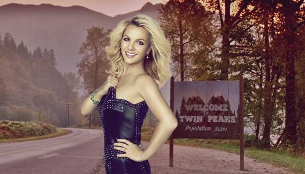 Twin Peaks e Britney 600