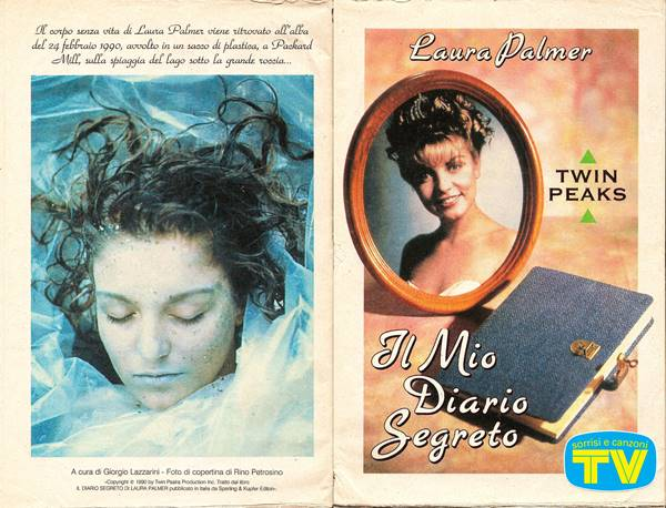 Il diario segreto di laura Palmer (Twin Peaks) di TV Sorrisi e Canzoni