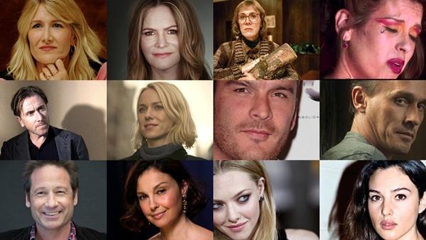 Cast ufficiale Twin Peaks 2017