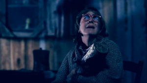 Log Lady from Missing PIeces