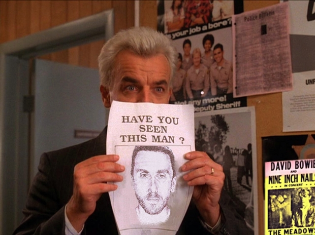 Have you seen this Tim Roth in Twin Peaks?