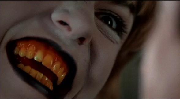 MP - Laura Palmer in un momento horror di FWWM