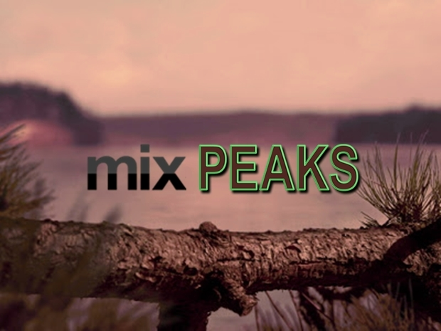 Mix Peaks - cover