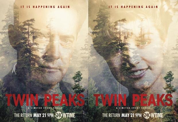 Twin Peaks Poster Ufficiali
