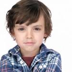 SAWYER SHIPMAN. Il bambino coprotagonista della serie Showtime HAPPYish.