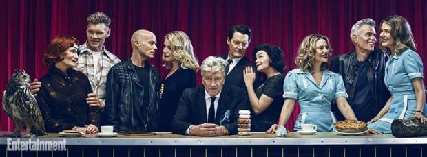 L'ultima cena di Twin Peaks (EW)