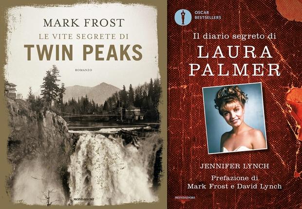 Le vite segrete di Twin Peaks e Il diario segreto di Laura Palmer, dal 18 aprile in libreria