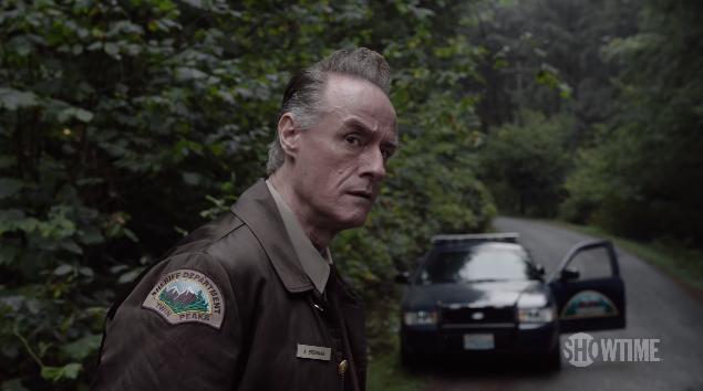 Andy Brennan (Harry Goaz) - New Twin Peaks