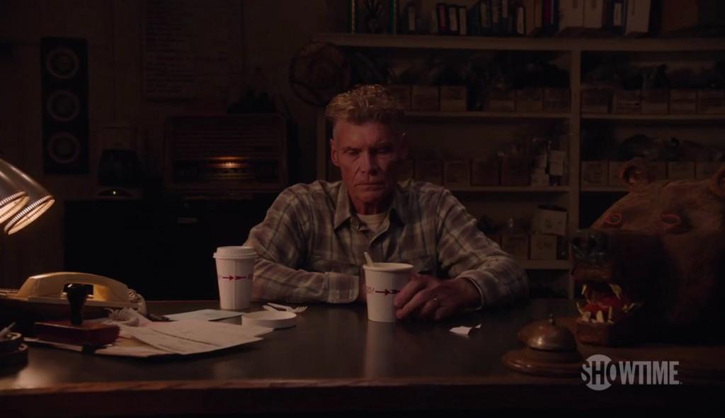 Big Ed Hurley (Everett McGill) - New Twin Peaks
