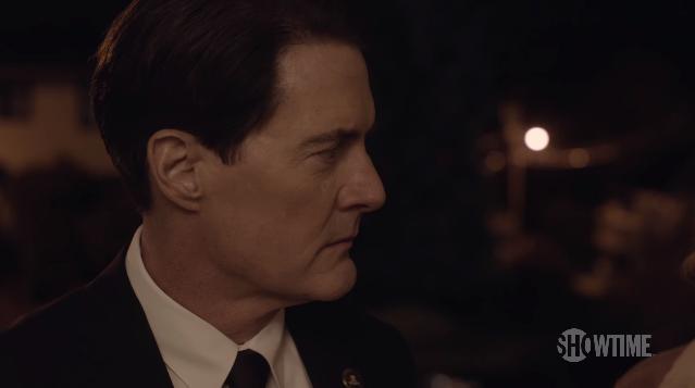 Dale Cooper (Kyle MacLachlan) - New Twin Peaks