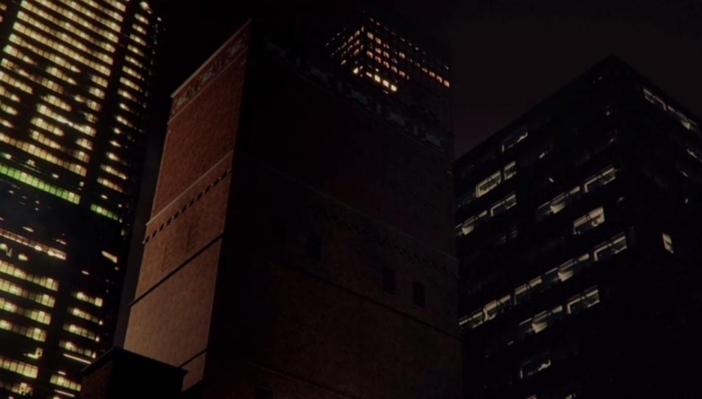 New York - Quel palazzo