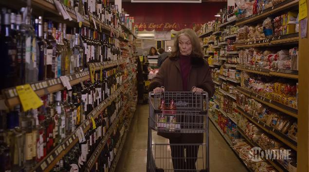 Sarah Palmer (Grace Zabriskie) - New Twin Peaks