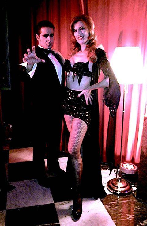 Silencio Cabaret. Fiammetta Alexander & Lorenzo Baron La Fauci