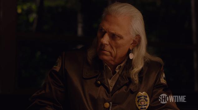 """Tommy """"Hawk"""" Hill (Michael Horse) - New Twin Peaks"""