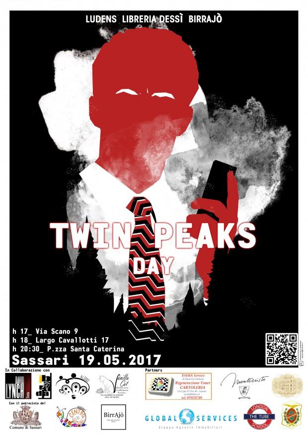 Twin Peaks Day a Sassari - locandina 1