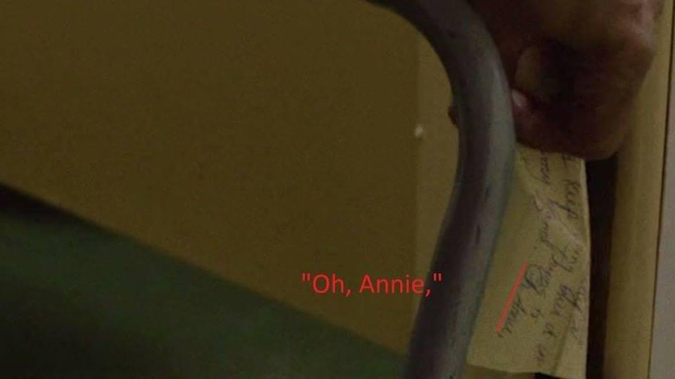 3x'6 Oh Annie