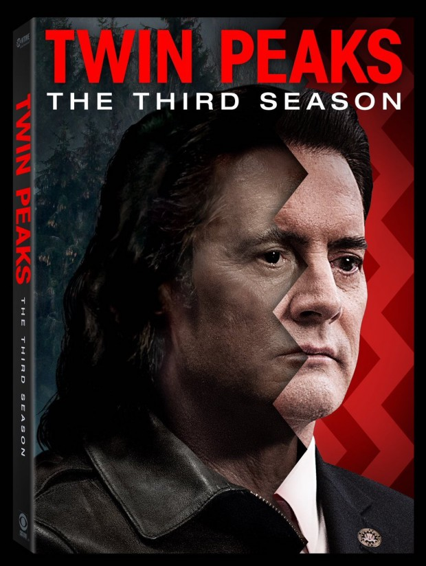 Blu-Ray Twin Peaks Stagione 3